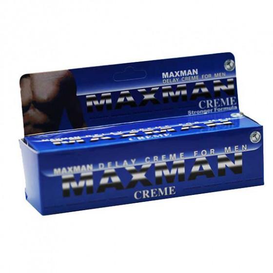 MAXMAN增大膏藍色 陰莖增大增粗 增強持久 外用